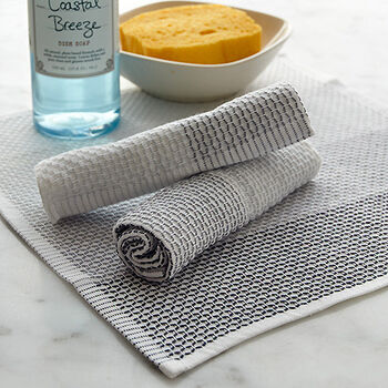 Tidy Dish Cloths - Grey