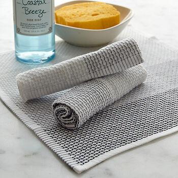 Tidy Dish Cloths - Grey