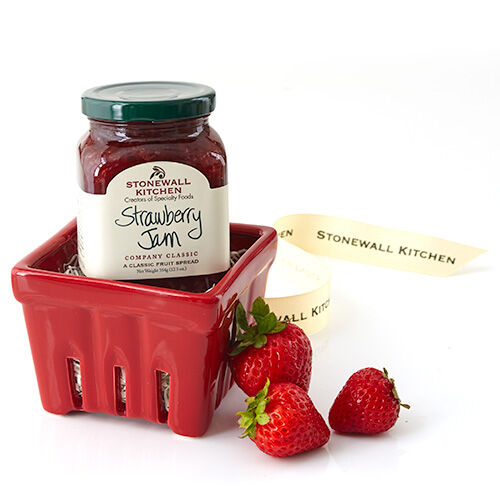 Strawberry Basket Gift
