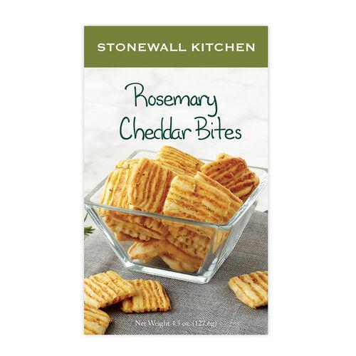 Rosemary Cheddar Bites