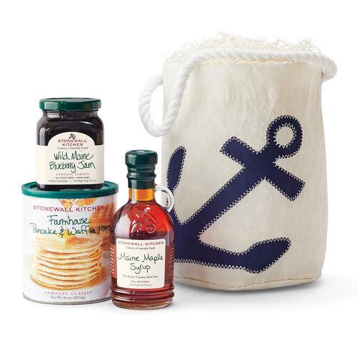 Anchor Sea Bag® Bucket Bag Breakfast Gift