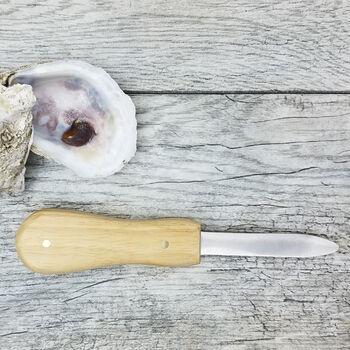Oyster Shucker - Natural