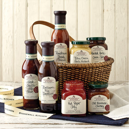 Our Savory Gift Basket