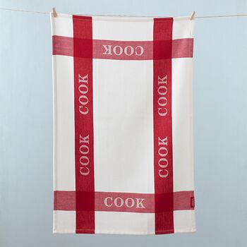 Tea Towel Cook