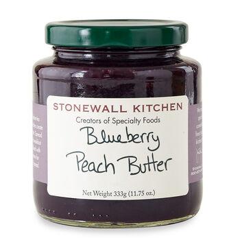 Blueberry Peach Butter