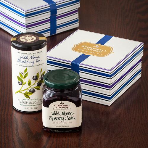 Wild Maine Blueberry Tea Gift