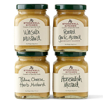 Our Savory Mustard Collection