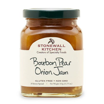 Bourbon Pear Onion Jam