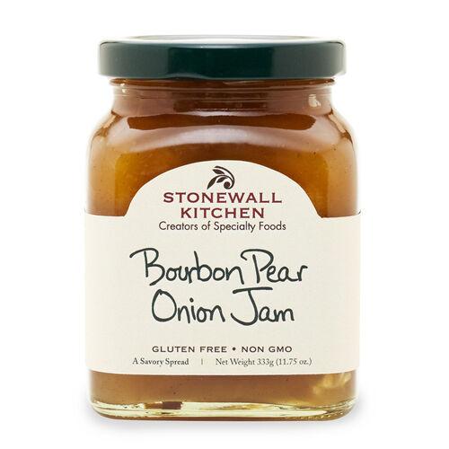 Bourbon Pear Onion Jam