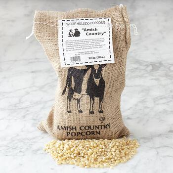Amish White Popcorn