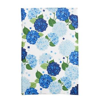 Hydrangea Tea Towel