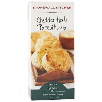Cheddar Herb Biscuit Mix