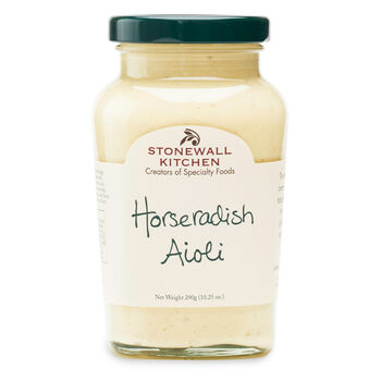 Horseradish Aioli