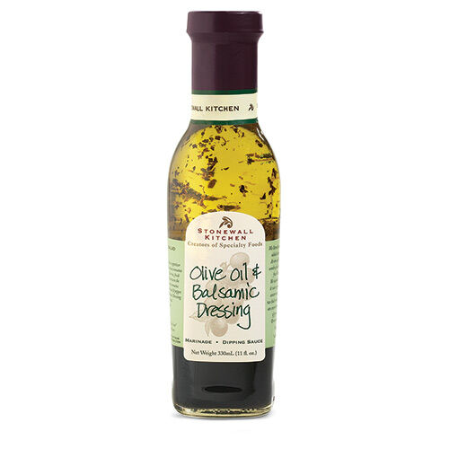 Olive Oil & Balsamic Dressing