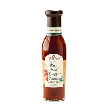 Organic Honey Miso Barbecue Sauce