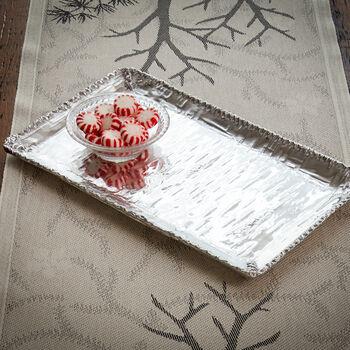 Birch Rectangular Platter