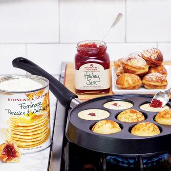 Pancake Puff Pan Kit