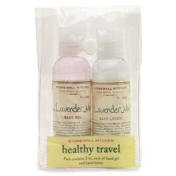 Lavender Mint Travel Set