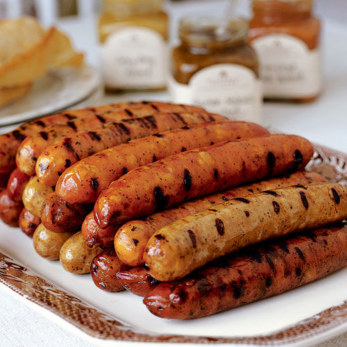 Gourmet Chicken Sausages