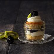Vanilla Cupcake Parfaits