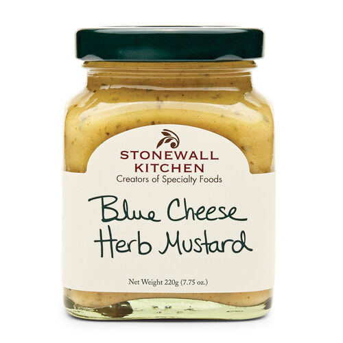 Blue Cheese Herb Mustard