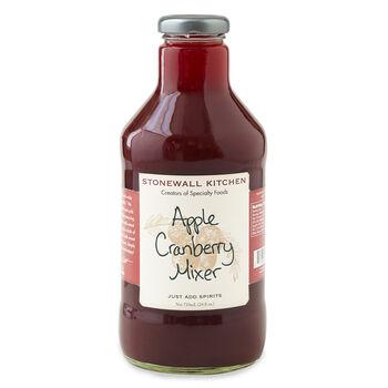 Apple Cranberry Mixer