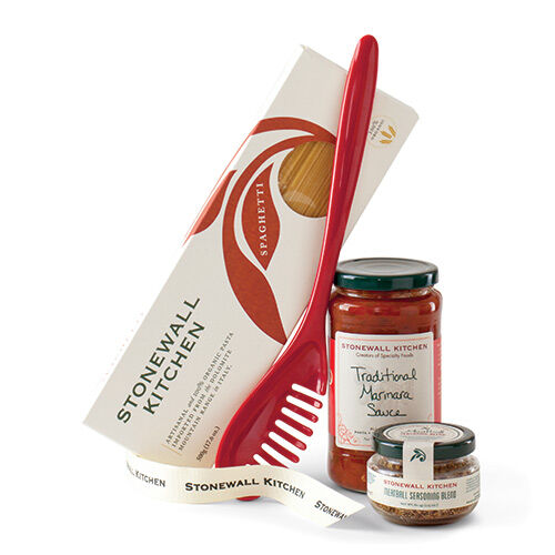 Spaghetti & Meatball Grab & Go Gift
