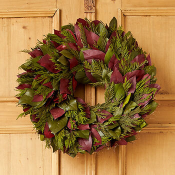 Holiday Ritz Wreath