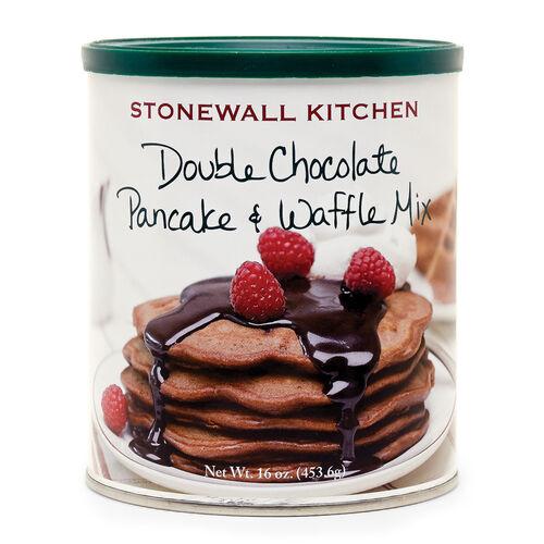 Double Chocolate Pancake & Waffle Mix