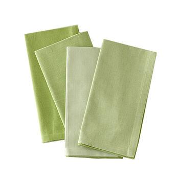 Shades of Green Napkins