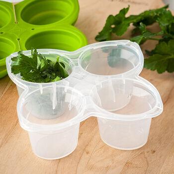 Spice Cube Herb Freezer Tray