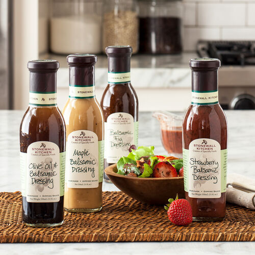 Our Balsamic Dressing Collection