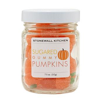 Sugared Gummy Pumpkins