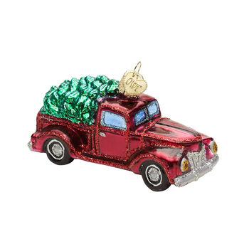 Old Truck/Tree Ornament