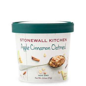 Single Serve Apple Cinnamon Oatmeal