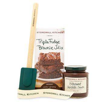 Triple Fudge Brownie Grab & Go Gift