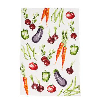 Garden Fresh Tea Towel