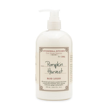 Pumpkin Harvest Hand Lotion