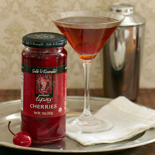 Whiskey Cherries