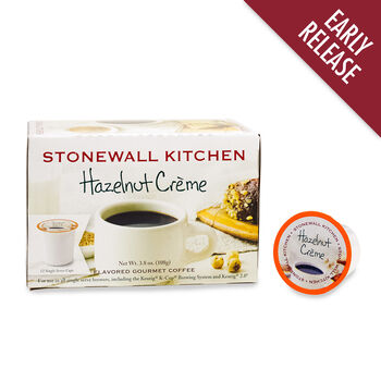 Hazelnut Crème Coffee Single-Serve Cups (12-pack)
