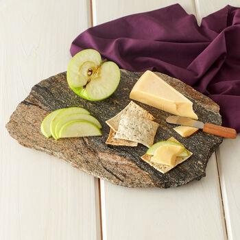 Stone Cheese/Serving Platter