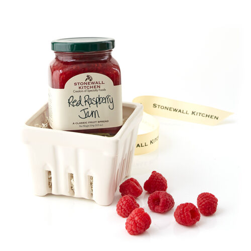 Raspberry Basket Gift