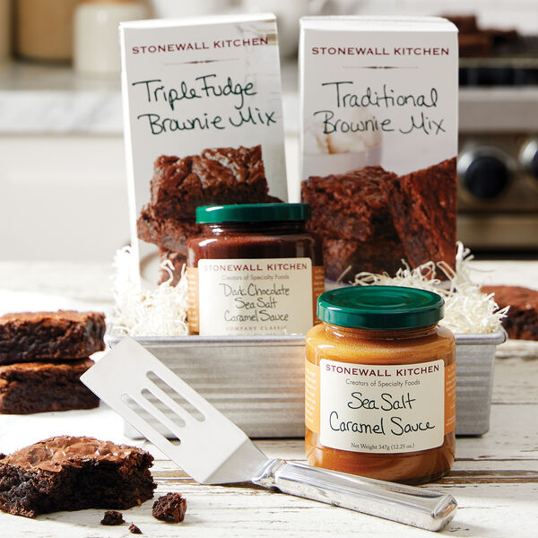 Stonewall Kitchen Family Brownie Night Gift