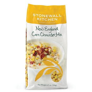 New England Corn Chowder