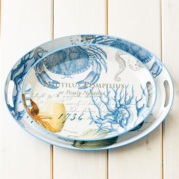 Nautilus Metal Tray