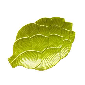 Green Artichoke Platter