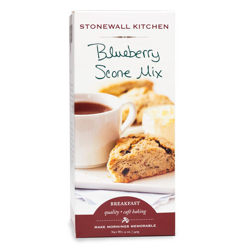 Blueberry Sour Cream Scone Mix