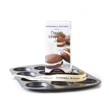 Whoopie Pie Pan and Mix