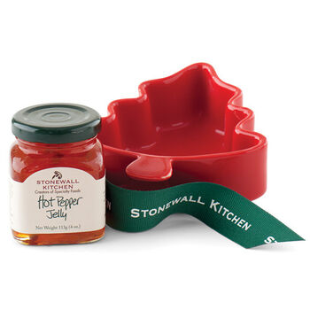 Hot Pepper Jelly Tree Ramekin