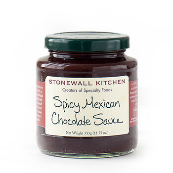 Spicy Mexican Chocolate Sauce